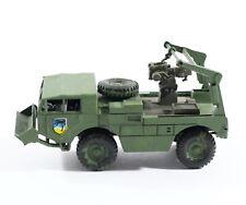 "DBGM ROCO Military Truck w/ Shovel & Tow Austria Plastic 1:87 3.5"""