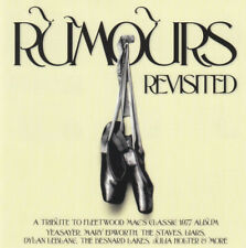 Rumours Revisited Mojo CD Fleetwood Mac Album Covered Staves Liars Dutch Uncles