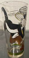 1976 Tweety And Sylvester Pepsi Glass Cup