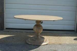 Pedestal Dining Table, Conference Room Table, Retail Display Table