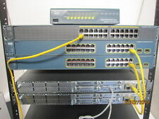 #1 eBay Seller 200-125 Security Cisco CCNP Massive Lab KIT Layer 3 Switches