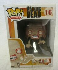 """Really Cool AMC The Walking Dead """"Bicycle Girl"""" Pop Television Figurine"""