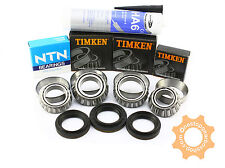 Range Rover Sport Front Diff Differential Axle Bearing & Oil Seal Rebuild Kit