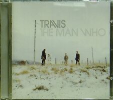 TRAVIS 'THE MAN WHO' 10-TRACK CD