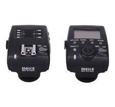 Meike HSS High Speed I-TTL Blitzauslöser-Set für Nikon und Speedlite