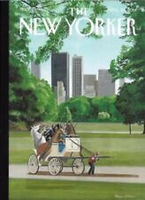 THE NEW YORKER© APRIL 28 2014 Bruce McCall Cart Before Horse SHAKESPEARE' RELICS