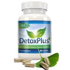 Original Detox Plus Colon Cleanse 90 Kapseln - Darmreinigung - Top Qualität