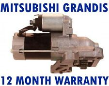 MITSUBISHI GRANDIS - (NA_W) 2.0 DI-D 2005 2006 2007 - 2015 STARTER MOTOR