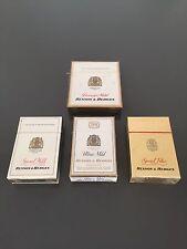 Pacchetti Sigarette Da Collezione Benson&Hedges