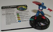 CAPTAIN AMERICA 017 Secret Wars Battleworld Marvel HeroClix