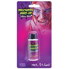 Liquid Latex Special FX Makeup Zombie Flesh Wound Skin Scab Gory Halloween