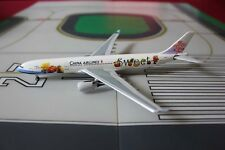 Aeroclassics China Airlines Airbus A330-300 Sweet Color Diecast Model 1:400 Rare