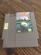 Golf Grand Slam Original Nintendo NES Game Cart NE4