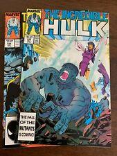 New listing Incredible Hulk #338 - 339 (1987, Marvel) Lot Of 2 Vf+/Nm-