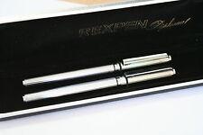 Rexpen Fountain Pen & Roller