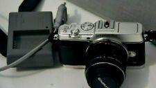 Olympus PEN E-P5  Camera &  14-42mm II R Lens 16mp real metallic construction!