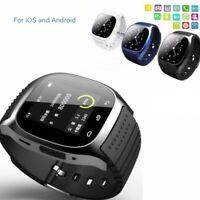 Eg _ 1PC Multifonction Écran Tactile Bluetooth Appel Message Sync Podomètre Ch