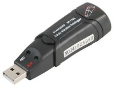 3-Axis Vibration USB Data Logger - Built-in accelerators cargo / container
