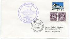 1985 Polarstern Arktis III Gronlandsee Longyearbyen Polar Antarctic Cover