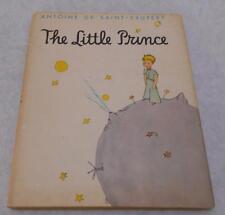 The Little Prince Antoine De Saint-Exupery CC 1943/70 HCDJ Harcourt Brace World