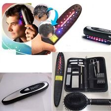 1 Set Power Grow Laser Treatment Comb Prevent Hair Loss Hot Regrow Therapy New
