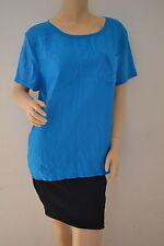 Topshop Cotton Blend Crew Neck Tops & Shirts for Women