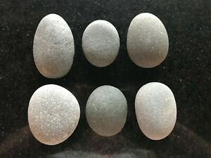Smooth Flat Natural Beach River Rocks Pebble for Painting/Aquarium/Crafts