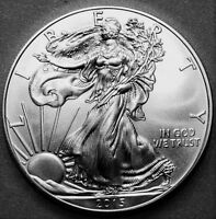 2015 American Silver Eagle BU US 1 oz Coin $1 Dollar Mint Uncirculated Brilliant