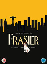 Frasier Seasons 1 to 11 Complete Boxet UK DVD