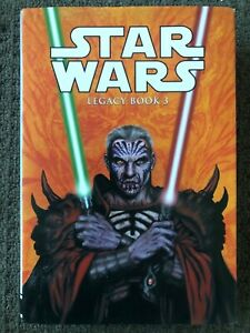 Star Wars Legacy Book 3 - Dark Horse - Hardcover