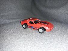 Transformer Gen 1 Gobot 1985 Corvette Red Complete