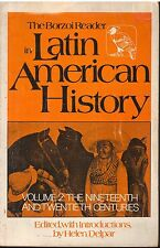 Borzoi Reader Latin American History # 2 ed Helen Delpar Lg Pb 1972 1st á´º B2