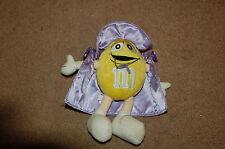M&M's Plush Stuffed Yellow Wizard Toy