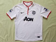 Manchester United FC 2012 - 2013 Nike Away Jersey Kid Size XL - 16 Luke #10