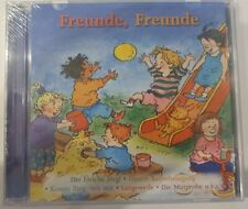Freunde,Freunde - Kinderlieder - CD - NEU