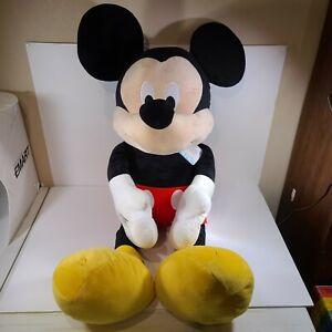 "Disney Mickey Mouse, 2020 Jumbo Stuffed Animal Plush Toy - 36"""