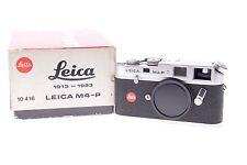 Leica M4-P//1618831*  Sondermodell 70 Jahre  1913-1983 (1154)   OVP