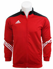 adidas Mens Tracksuit D82934 Sere 14 PES Suit Red White Black Unopened L