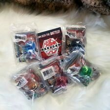 Bakugan Battle Planet Assorted Lot of 5 plus cards Sealed in Packaging