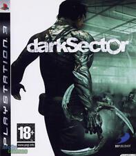DARKSECTOR DARK SECTOR GIOCO USATO PER PLAYSTATION 3 PS3