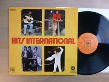 Various – Hits International, GER 1972, Chicory Tip, Lynn Anderson , Vinyl: m-