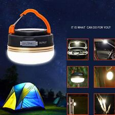 3W CREE Camping LED Lantern USB Rechargeable Outdoor Light Emergency Tent Lamp