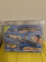 AFA 80 Prototype Hasbro Flying Fighter F-15 Rare Sealed PreProduction GI Joe Era