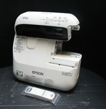 More details for epson eb-575wi short throw 2700 lumens wxga projector excellent image 2047 hrs