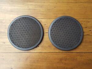 2 x Renault Trafic / Vauxhall Vivaro Door Speaker Grills
