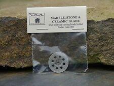 Stacey's miniature maçonnerie marble, stone & en céramique lame de coupe