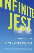 Infinite Jest, Wallace, David Foster, Very Good Book