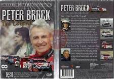 PETER BROCK THE LEGEND =35 Years On Mountain= 2-DVD NEW (Region 4 Australia)