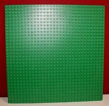 Lego Bau Platte grün 32x32, Ritterburg, Grundplatte