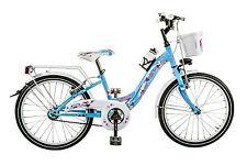 """Bicicletta Venere GALANT BB20SC bambina 20"""" acciaio senza cambio con luci bici"""